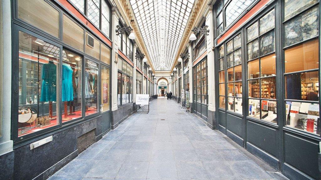 Les nouvelles ambitions des Galeries royales Saint-Hubert