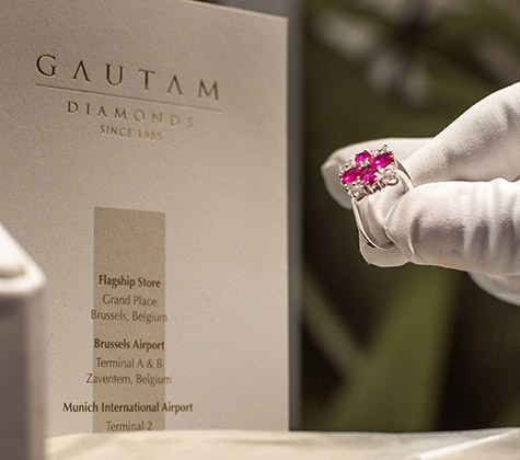 Gautam Diamonds