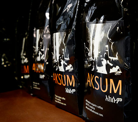 Aksum Coffee House