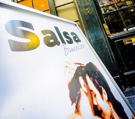 Salsa Bruxelles